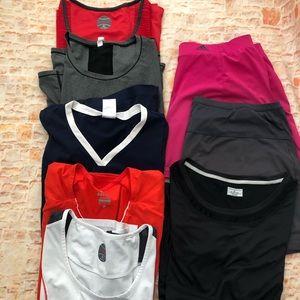 Bolle Lucy Adidas Nike athletic gym tennis Lot